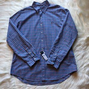 Ralph Lauren bottom up long sleeve size XL